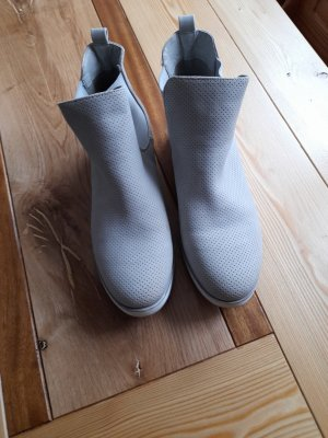 Jenny Fairy Slouch Booties light grey-grey