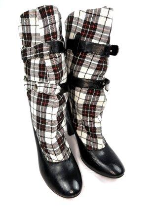Joxy Gotyckie buty Wielokolorowy Tkanina z mieszanych włókien