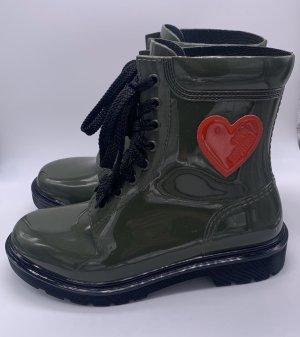 Love Moschino Low boot kaki