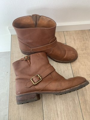 Marc Jacobs Slip-on Booties brown-cognac-coloured