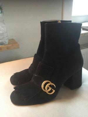 Stiefeletten Marmont von Gucci