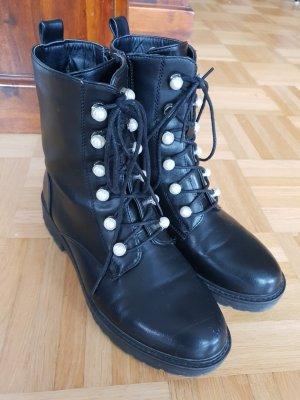 Winter boots zwart