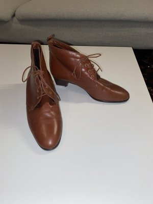 Monte Napoleone Low boot cognac-brun