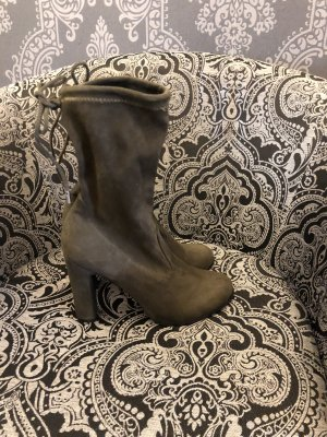 Slip-on laarzen veelkleurig
