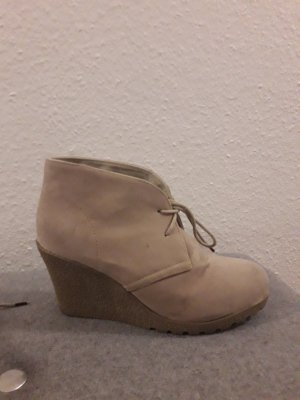 SDS Wedge Booties multicolored