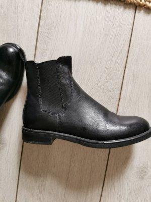 Vagabond Slip-on laarzen zwart