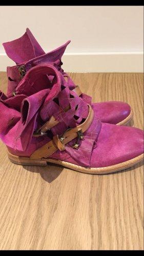 A.S.98 Slip-on laarzen roze
