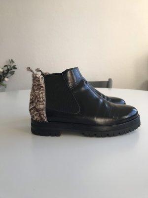 Attilio giusti leombruni Slip-on laarzen zwart