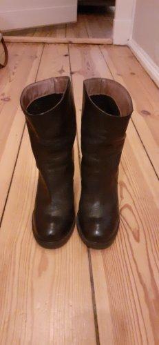 Cox Slip-on Booties black