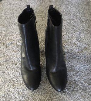Guess Zipper Booties black