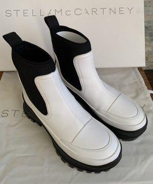 Adidas Stella Mccartney Laarsjes wit-zwart