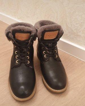 Zahira Winter boots zwart