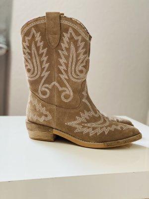 Alma en Pena Boots western multicolore