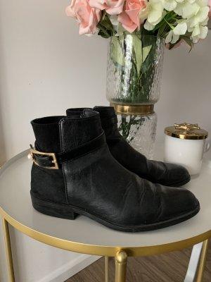 Stiefeletten Zara schwarz 36