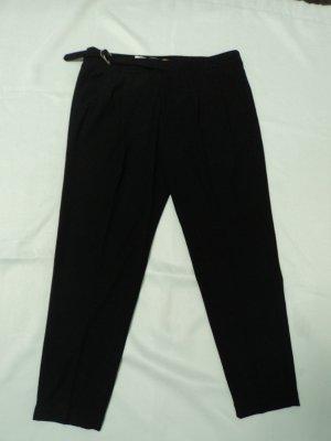 Boss Orange Haut-de-chausse noir tissu mixte