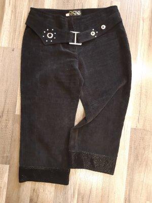 American Vintage 3/4-broek zwart