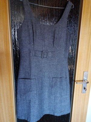 Street One Tunic Dress grey mixture fibre