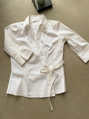 C&A Kopertowa bluzka biały