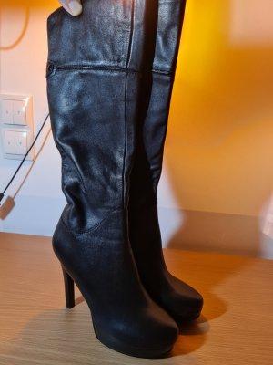 Stifel High Heel Leder