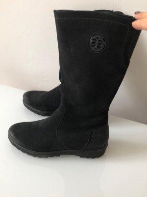 ara Bottes d'hiver noir