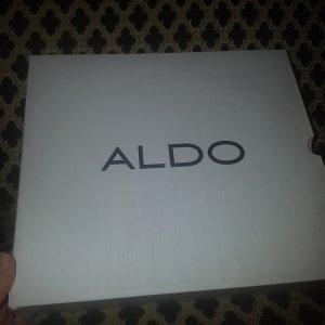 Aldo Slappe laarsjes zwart