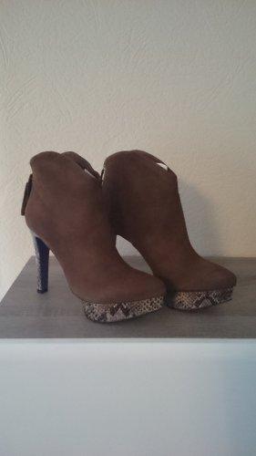 Stifeletten.High Heels.Edle Luxus-Stifeletten von MIEZKO.