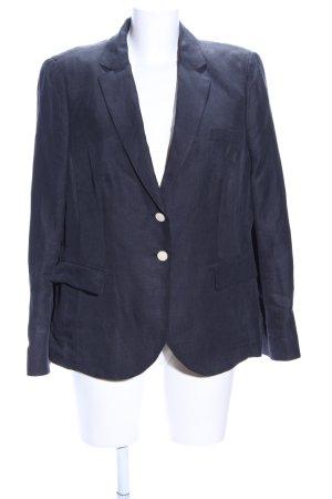 STIFF Blazer de esmoquin azul estilo «business»
