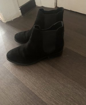 About You Botas cut out negro