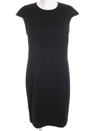 Stile Benetton Abendkleid schwarz Elegant