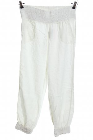 Stile Benetton Baggy Pants weiß Casual-Look
