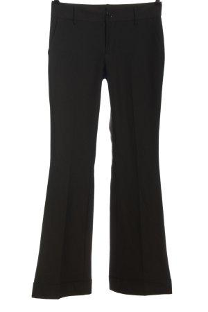 Stile Benetton Baggy Pants schwarz Business-Look