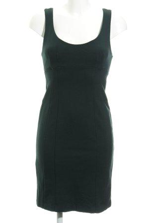 Stile Benetton Bleistiftkleid dunkelgrün Elegant
