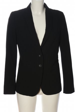 Stile Benetton Boyfriend Blazer black business style