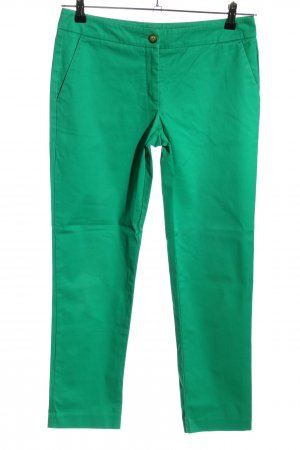 Stile Benetton Chinohose grün Casual-Look