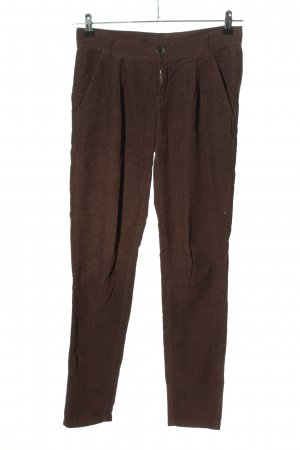 Stile Benetton Cordhose braun Casual-Look