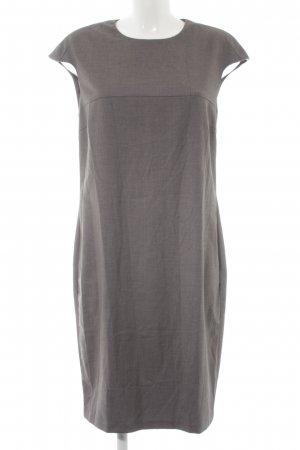 Stile Benetton Sheath Dress grey elegant