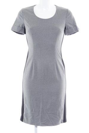 Stile Benetton Sheath Dress grey-black business style