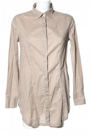 Stile Benetton Hemd-Bluse wollweiß Business-Look
