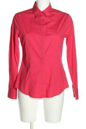 Stile Benetton Hemd-Bluse pink Business-Look