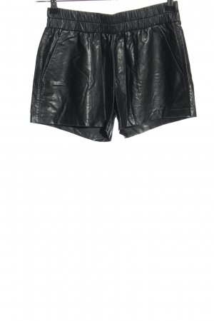 Stile Benetton Hot Pants schwarz Casual-Look