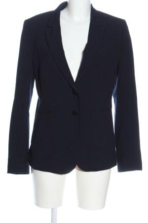 Stile Benetton Klassischer Blazer blau Business-Look
