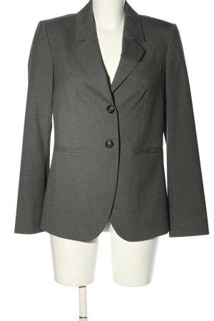 Stile Benetton Klassischer Blazer hellgrau Business-Look