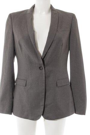 Stile Benetton Long-Blazer grau Business-Look