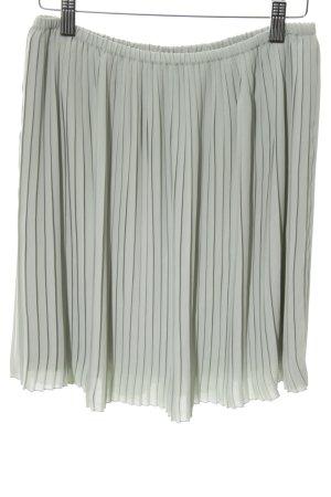 Stile Benetton Geplooide rok grijs-groen