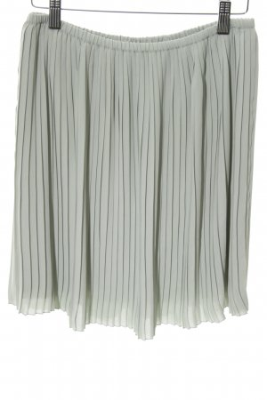 Stile Benetton Falda plisada verde grisáceo