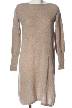 Stile Benetton Pulloverkleid wollweiß Casual-Look