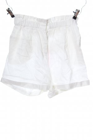 Stile Benetton Shorts weiß Casual-Look
