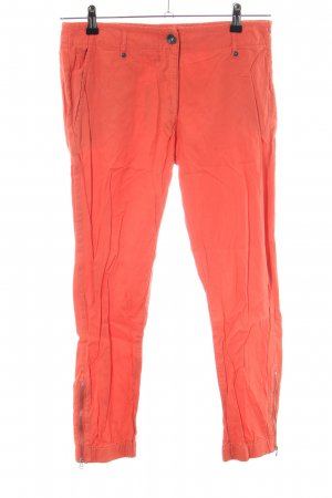 Stile Benetton Stoffhose hellorange Casual-Look