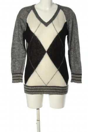 Stile Benetton Strickpullover meliert Casual-Look