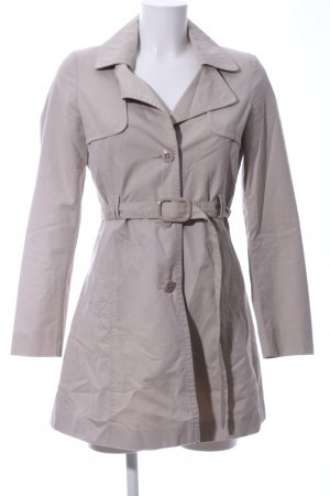 Stile Benetton Trenchcoat hellgrau Casual-Look